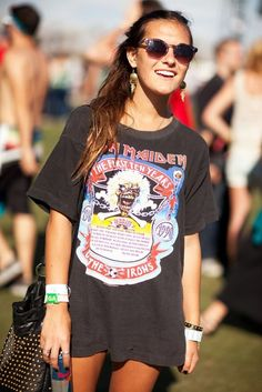 45 Modish Music Festival Outfit Ideas to set the Mood