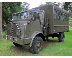 Army Vehicles, Recreational Vehicles, Trucks, Dutch, Cars, Military Vehicles, Camper Van, Dutch People, Autos