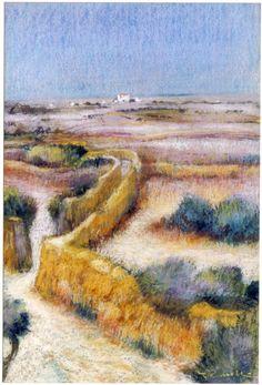 Camino de Menorca - menorcaartgallery.com - La galería de Arte en Menorca_product