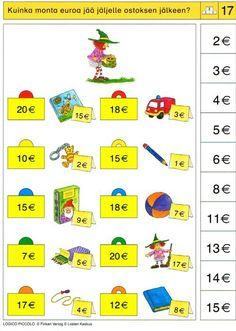 T Sequencing Cards, Teaching Math, Diy For Kids, Worksheets, Euro, Education, School, Montessori, Teaching Supplies