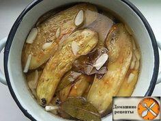 Вкуснятина невероятная! Попробуйте сделать и этот рецепт у вас приживется. Готовы баклажаны через 3-5 дней, но можно начинать есть уже на следующий день. Потому, что уж очень вкусно!