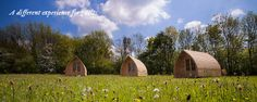 Seven Oaks Leisure Pods Shepherd Huts coming to the South Gloucestershire Show on the 2nd and 3rd of August (www.southglosshow.co.uk)