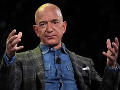 Jeff Bezos just added billions to his massive fortune -- which is nothing new for him, but what's new this time . Steve Ballmer, David Geffen, Amazon Online, Amazon Deals, Mail Online, Warehouse Worker, Richest In The World, Twitter Trending, Rich Man