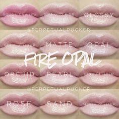 LipSense distributor #228660 @perpetualpucker Fire Opal