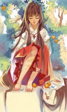 Inuyasha Kikyo