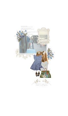 """""""The ghostly governess"""" by josettedupres ❤ liked on Polyvore"""