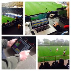 @HSV #PerformanceAnalysis with @Sportstec and @SCGermany #CODA #SportsCode #DreamJob