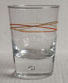 Bailey's rock glass heavy bottom cocktail glass Original #collectible visit our ebay store at  http://stores.ebay.com/esquirestore