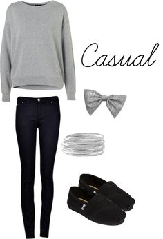 a must have ! <3 cute casual fashion