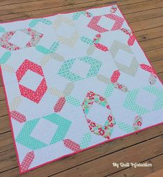 Hey, I found this really awesome Etsy listing at http://www.etsy.com/listing/176204307/vintage-modern-quilt