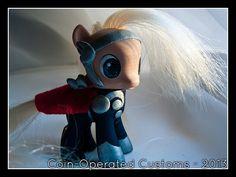 Thor custom G4 pony