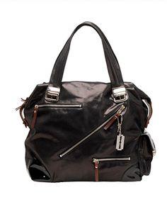 Pauric Sweeney New Leather Bag
