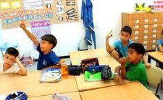 Árabes e Judeus na sala de aula
