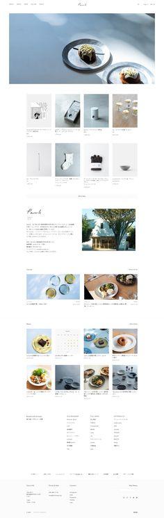 Blog Website Design, Website Layout, Web Layout, Layout Design, Web Design, Graphic Design, Paula Scher, Website Design Inspiration, Bath Bombs