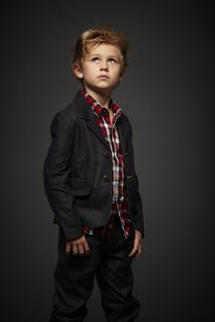 This is such a classic outfit for males of ANY age, from baby to child; senior; husband! Perfection!
