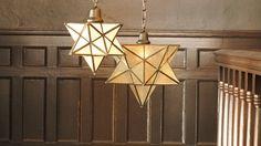 Cool star / light shape