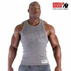 GorillaWear Stamina Rib Tank Top