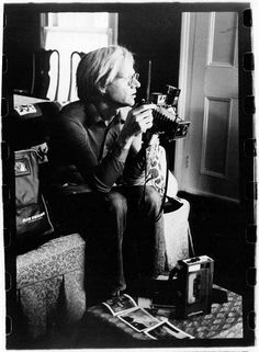 """The best thing about a picture is that it never changes, even when the people in it do.""  - Andy Warhol"