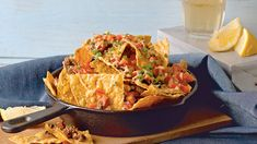 Prepare Pinoy Nachos and enjoy a delicious merienda with the family!