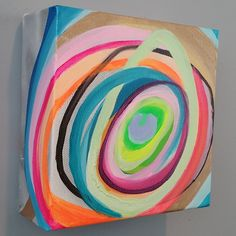Day 54/100 6x6 oil painting on canvas $85 #the100dayproject #suzefordpaintingaday www.suzeford.com