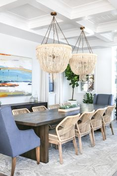 20 best nautical dining rooms images cottage beach homes lunch room rh pinterest com