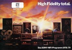 Hi-Fi Total SONY 1978-79 www.1001hifi.com