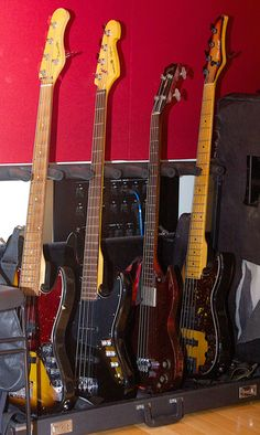 On Bass: The Basses You Need to Get the Job Done | Music Gear Fast