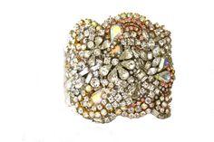 One-of-a-Kind Custom Cuff Bracelet by DolorisPetunia on Etsy