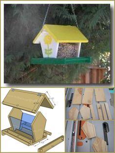 89 Unique DIY Bird Feeders - Full Step by Step Tutorials - DIY & Crafts