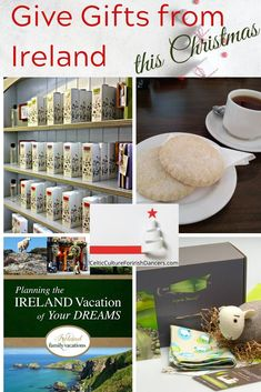 Add a little bit of Ireland to your gift giving! These Irish gifts for Christmas -or any other time- will add culture and craic to your holiday!