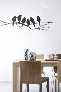 Love Birds Wall Sticker