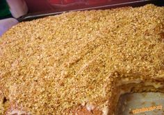 cz - My site Baking Recipes, Cookie Recipes, Czech Recipes, Something Sweet, Sweet Desserts, Deserts, Food Porn, Food And Drink, Yummy Food