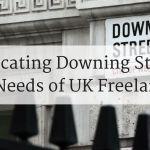 Educating Downing St. on The Needs of UK Freelancers