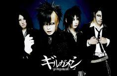 Girugamesh - Visual Kei style Japanese band.