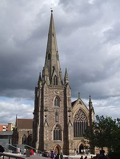 St Martin in the Bull Ring - Littley Family Parish