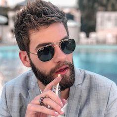 """4fcb62a38 Lincoln Briniak - Mens Fashion on Instagram: """"#Marshal, @RayBan 👓✨ Sabe  aquele óculos coringa que fica bem com tudo? Pois bem."""