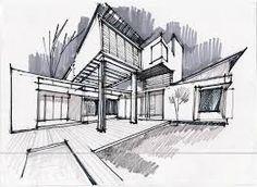 Image result for architectural sketch