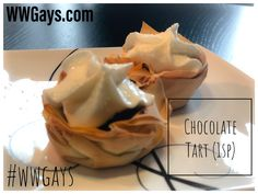If you need a decadent chocolate treat look no further! Like Chocolate, Decadent Chocolate, Chocolate Treats, Chocolate Pudding, Tart Shells, Ww Desserts, Cashew Milk, Ww Recipes, Warriors