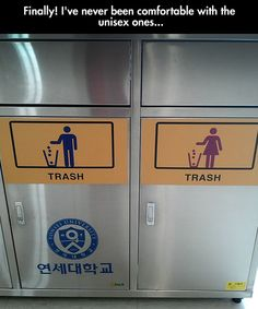 What Would Happen If You Use The Wrong Trash Can