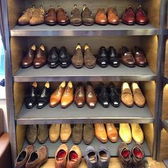 Good morning. Pick out shoes