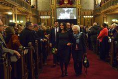 Sofia et la Journée de l'Holocauste 2016