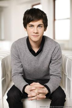 Logan Lerman- (actor) Hoot, Percy Jackson, Perks of Being a Wallflower, 3 Musketeers