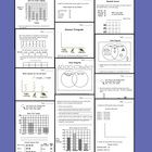 This is a PDF file with 12 printable pages to teach Graphing. Pg 1 Reading bar graphs Pg 2 Reading a Venn Diagram Pg 3 Completing a Venn Diagram. Math School, School Life, Math For Kids, Fun Math, How To Get Followers, Bar Graphs, All Schools, Math Journals, Math Education