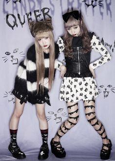 Pastel Goth / Moji ? What's ..?