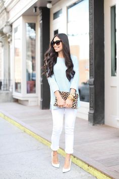Pastel Blue - With Love From Kat