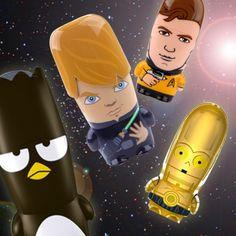 Mimobot - Iconic Character Flash Drives