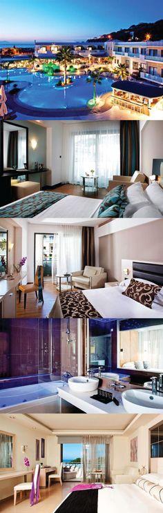 Lesante Luxury Hotel & Spa in Tsilivi, Greece #lesante #greece #luxury #hotel #vacation #tsilivi