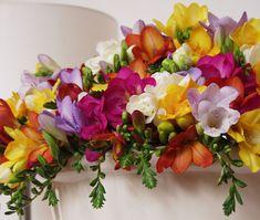 Sugar Flowers, Lace Flowers, Flowers Nature, Freesia Bouquet, Ranunculus Flowers, Flower Images, Flower Pictures, Flower Art, Beautiful Rose Flowers