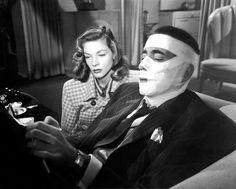 Lauren Bacall and Humphrey Bogart in Dark Passage (1947)