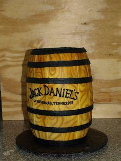 JACK DANIELS CAKE | Jack Daniels by ~AnnsCakes on deviantART
